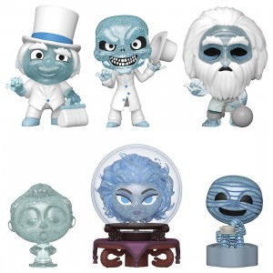 Funko Disney Haunted Mansion Glitter Mini Vinyl Figure - Set of 6 (multi)