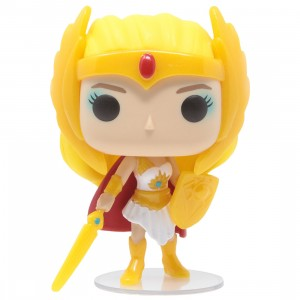 Funko POP Retro Toys Masters of the Universe - Classic She-Ra GID Specialty Series (yellow)