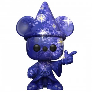 Funko POP Disney Fantasia 80th Anniversary - Sorcerer Mickey Artist Series (blue)
