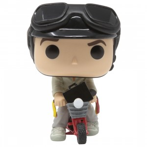 Funko POP Rides Dumb And Dumber - Lloyd Christmas On Bicycle (beige)