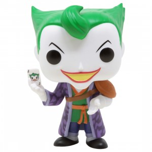 Funko POP Heroes DC Comics Imperial Palace - Joker (green)