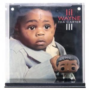 Funko POP Albums Lil Wayne - Tha Carter III (brown)