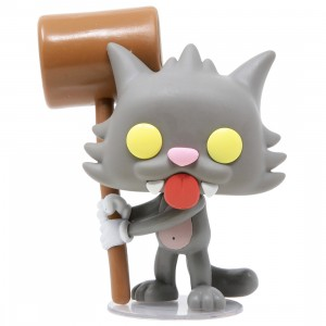 Funko POP TV The Simpsons - Scratchy (gray)