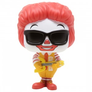 Funko POP Ad Icons McDonald's - Rock Out Ronald McDonald (red)