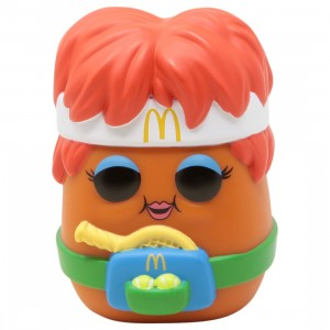 Funko POP Ad Icons McDonald's - Tennis McNugget (orange)