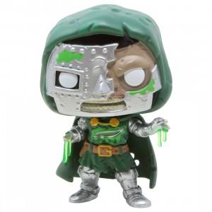 Funko POP Marvel Zombies - Zombie Doctor Doom (green)