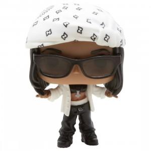 Funko POP Rocks Aaliyah (white)