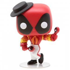 Funko POP Marvel Deadpool 30th - Flamenco Deadpool (red)