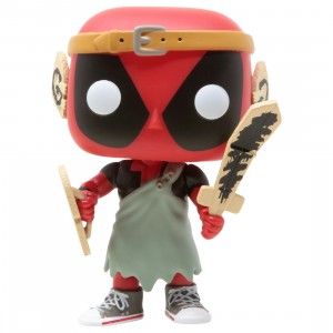 Funko POP Marvel Deadpool 30th - LARP Deadpool (red)