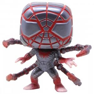 Funko POP Games Marvel Spider-Man Miles Morales - Miles Morales Programmable Matter Suit (purple)