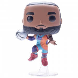 Funko POP Movies Space Jam A New Legacy - LeBron James (brown)