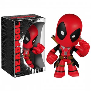 Funko Marvel Deadpool Super Deluxe 9 Inch Vinyl Figure (red / black)
