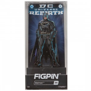 FiGPiN DC Comics Rebirth Batman #36 (gray)