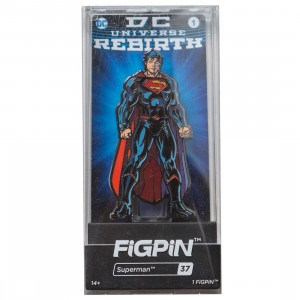 FiGPiN DC Comics Rebirth Superman #37 (blue)