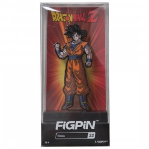 FiGPiN Dragon Ball Z Goku #22 (orange)