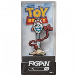 FiGPiN Toy Story 4 Forky #196 (white)