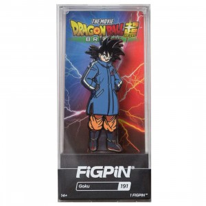FiGPiN Dragon Ball Super Broly Movie Goku #191 (blue)