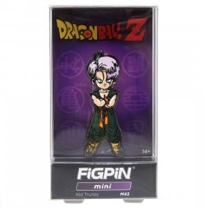 FiGPiN Mini Dragon Ball Z Kid Trunks #M43 (green)