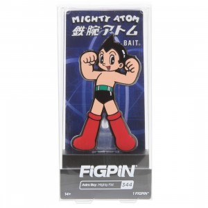 BAIT x FiGPiN Astro Boy Mighty Fist #344 (tan)