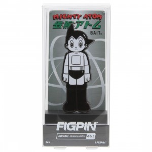 BAIT x FiGPiN Astro Boy Sleeping Astro B&W #463 (black / white)