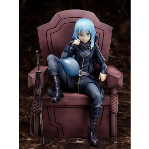 PREORDER - FuRyu That Time I Got Reincarnated As A Slime Demon Lord Rimuru Tempest 1/7 Scale Figure (navy)
