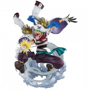 PREORDER - Bandai Figuarts Zero One Piece Extra Battle Buggy the Clown Paramount War Figure (white)