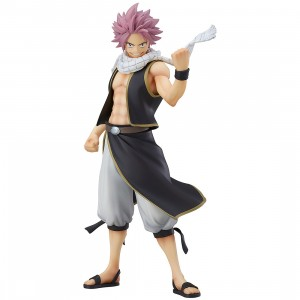 PREORDER - Good Smile Company Pop Up Parade Fairy Tail Final Season Natsu Dragneel Figure (pink)
