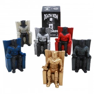 Good Smile Company Death Row Records Series 1 Figure - 1 Blind Box
