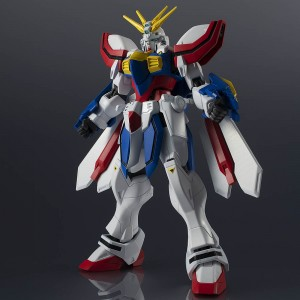 PREORDER - Bandai Gundam Universe Mobile Fighter G Gundam GF13-017NJ II God Gundam Figure (white)