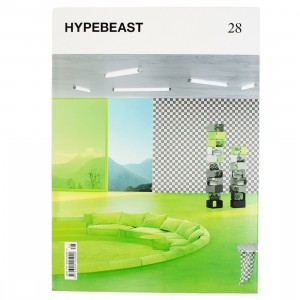 Hypebeast Magazine The Ignition Issue Vol. 28 (multi)