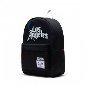 Herschel Supply Co x NBA Los Angeles Clippers Classic XL 600D Bag (black)
