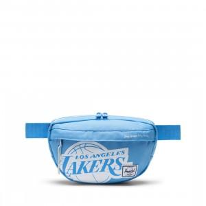Herschel Supply Co x NBA Los Angeles Lakers Nineteen 600D Hip Bag (blue / light blue)