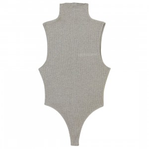 Honor The Gift Women Command Bodysuit (gray / athletic)