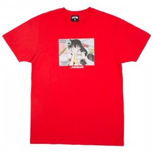 Ice Cream Men Again Tee (red / tomato)