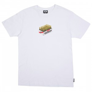 Ice Cream Men Wealth And Health Tee (white)