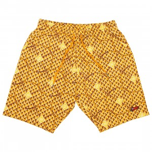 Ice Cream Men Nyjah Shorts (yellow / sunflower)