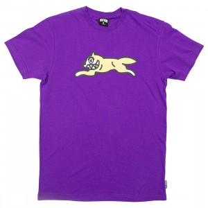 Ice Cream Men Decenzo Tee (purple / magic)