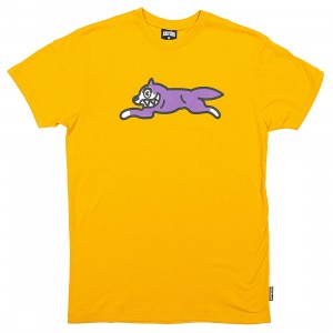 Ice Cream Men Decenzo Tee (yellow / sunflower)