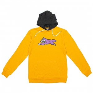 Ice Cream Men Koston Hoody (yellow / sunflower)