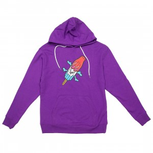 Ice Cream Men Way Hoody (purple / magic)