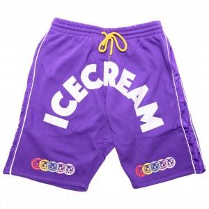 Ice Cream Men Arch Shorts (purple / heliotrope)