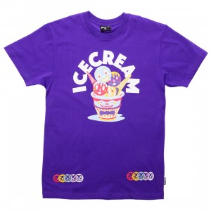 Ice Cream Men Walken Tee (purple / heliotrope)