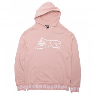 Ice Cream Men Cones Hoody (pink / rose smoke)