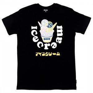 Ice Cream Men Cup Tee (black)