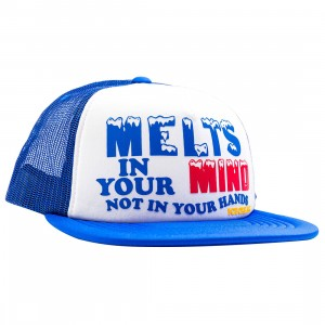 Ice Cream Mind Trucker Cap (white)