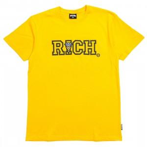 Ice Cream Men Richer Tee (yellow)