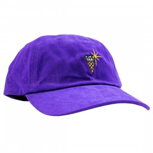 Ice Cream Bling Dad Cap (purple)