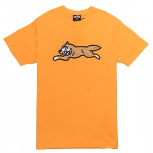 Ice Cream Men Fossil Fuel Tee (yellow)