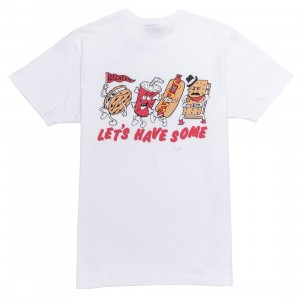 Ice Cream Men Summer Heat Tee (white)