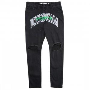 Ice Cream Men Leap Jeans (black)